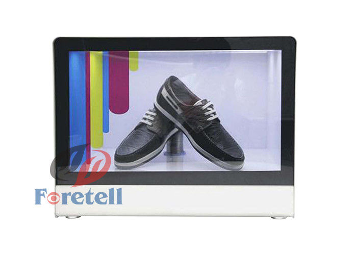 Customized Size Transparent LCD Display For Advertising Multi - Screen Supported